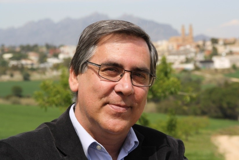 Enric Carbonell i Jorba, alcalde de Sant Esteve Sesrovires