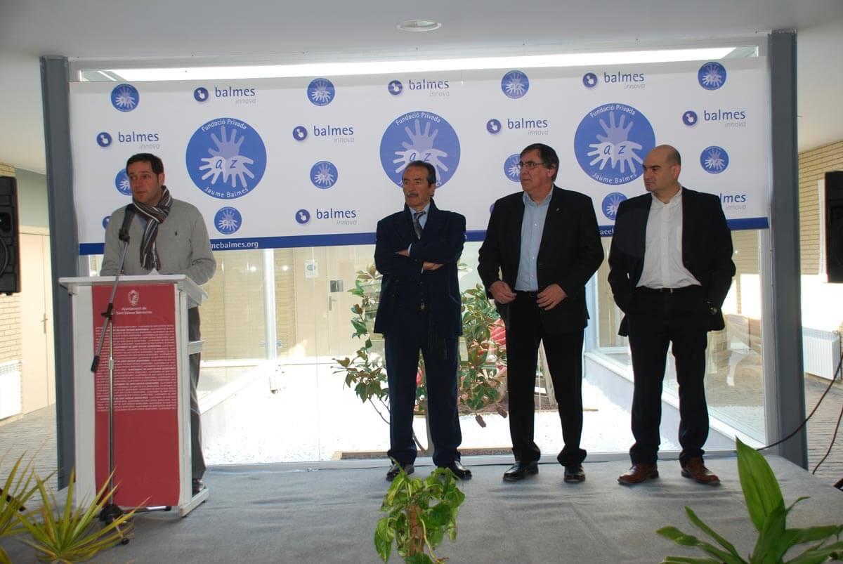 Presentació de la Jornada de Portas Obertes del Centre Tècnic de Sant Esteve Sesrovires