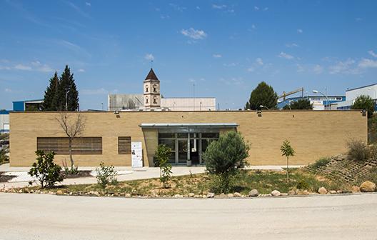 Centro Técnico de la Fundació Privada Jaume Balmes en Sant Esteve Sesrovires
