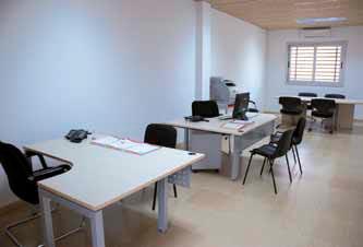 Viver d'empreses del Centre Tècnic Fundació Privada Jaume Balmes