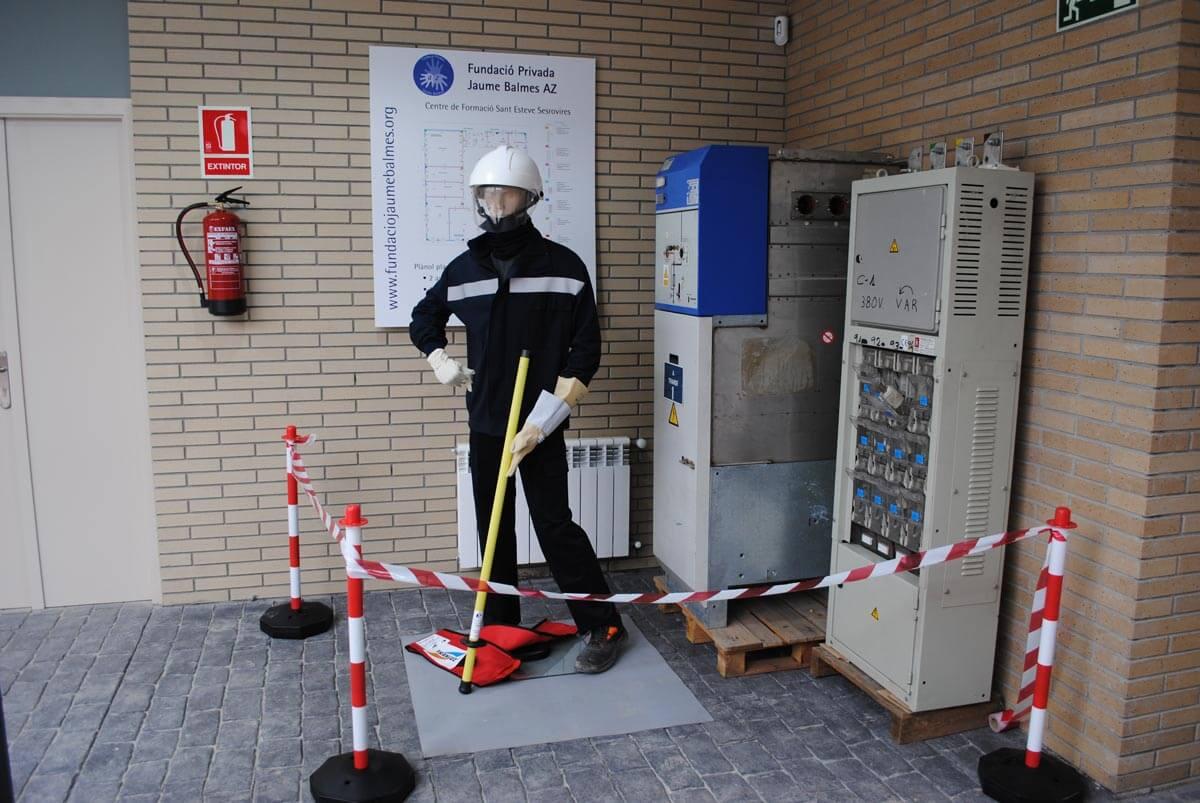 Sistemas de Seguridad para trabajos en Centros de Transformación