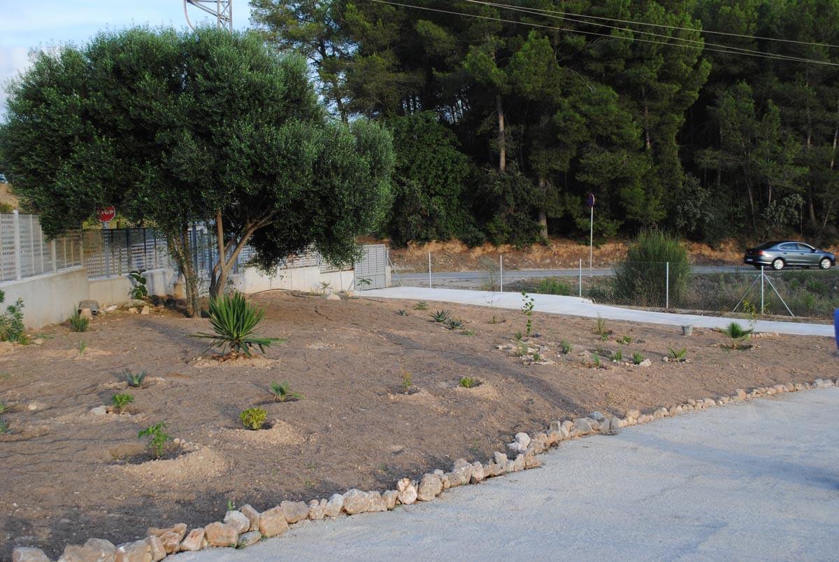 Exterior Centro Técnico Fundació Privada Jaume Balmes en Sant Esteve Sesrovires