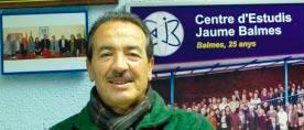 Pedro Felipe Sánchez, president de la Fundació Privada Jaume Balmes